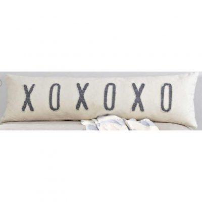 XOXOXO pillow