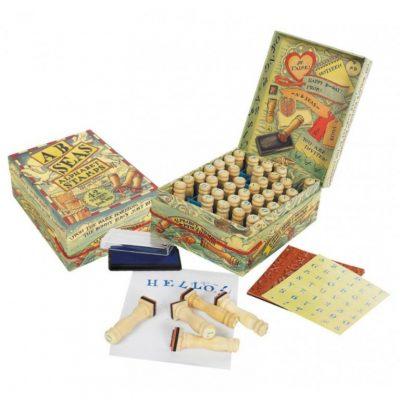 a b seas stamp kit