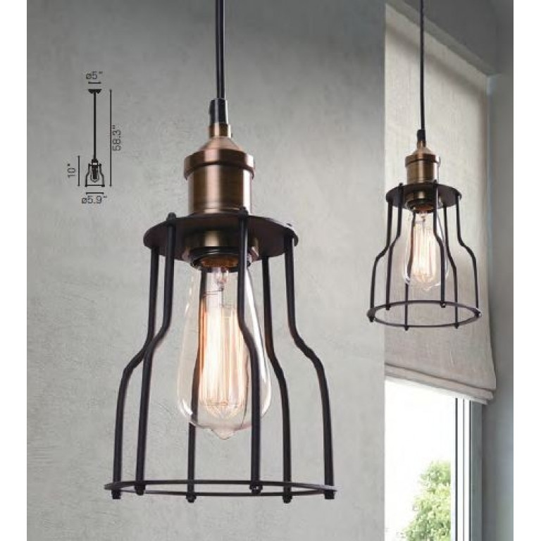 aragonite ceiling light