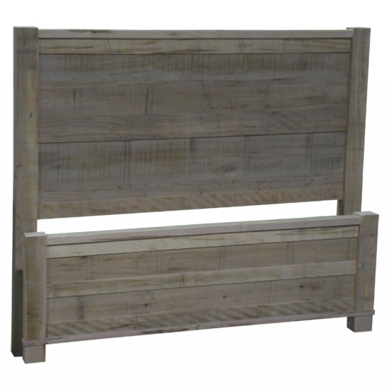 Backwoods Panel Bed Frame