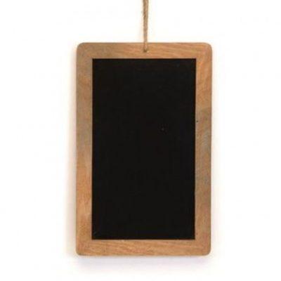 blackboard wooden frame