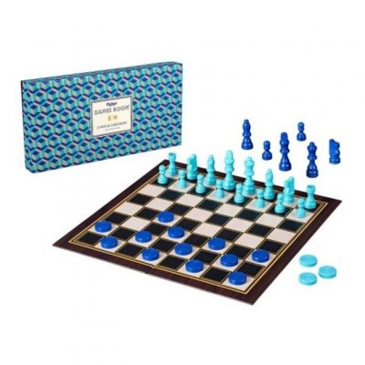 chess and checkers