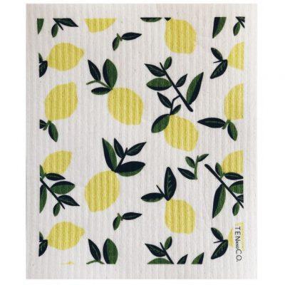citrus lemon sponge