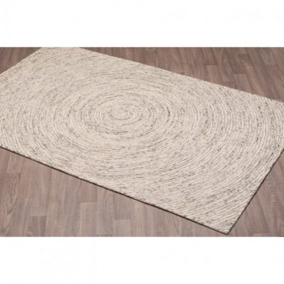 cloud 9 swirl charcoal rug