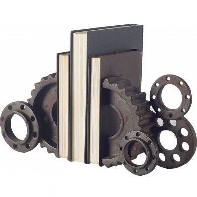 cogsworth bookends