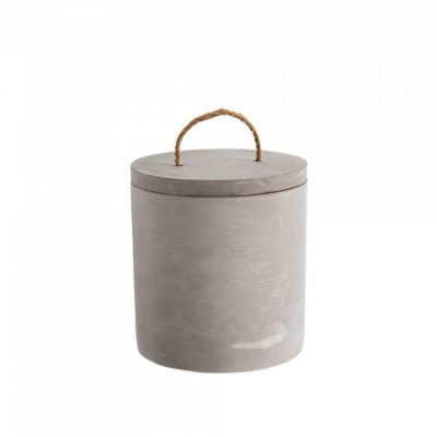 concrete canister medium