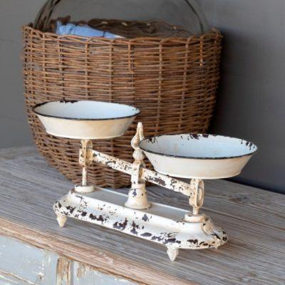 decorative counter scale