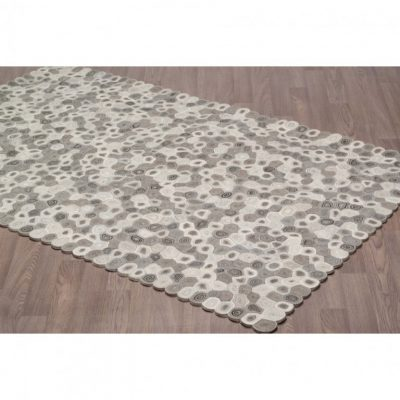 exquisite grey rug