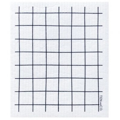 grid black white