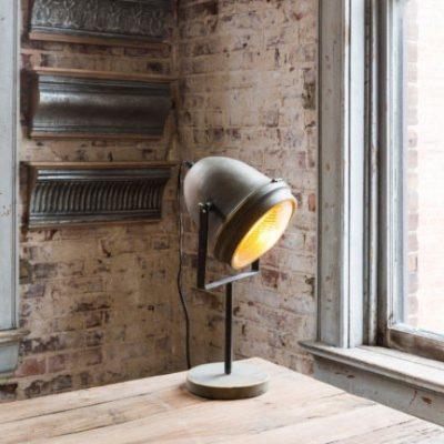 headlight table lamp short