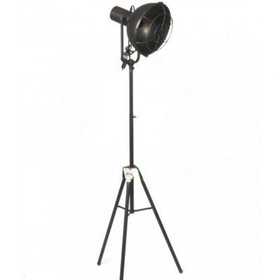 metal tripod floor lamp