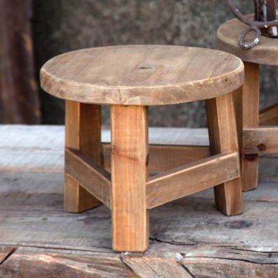 mini stool riser