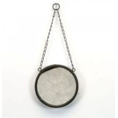 mirror with chain small