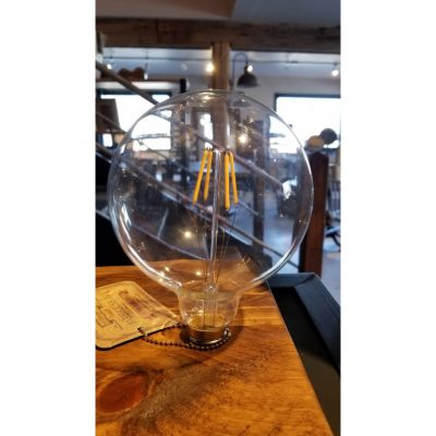 round led edison bulb