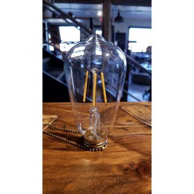 tapered led edison bulb