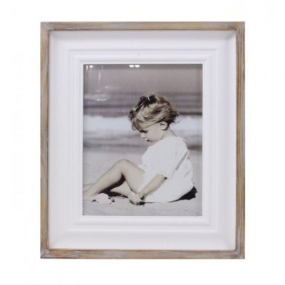white wood frame 8x10