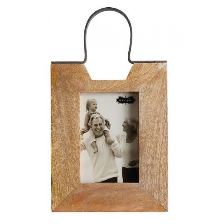 wooden handle frame
