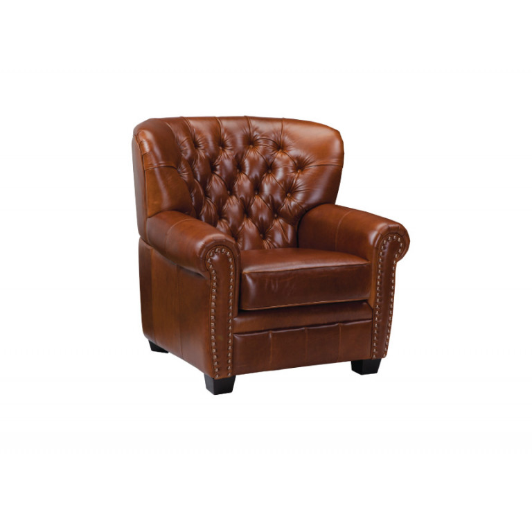 866 leather chair