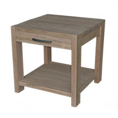 Backwoods Side Table