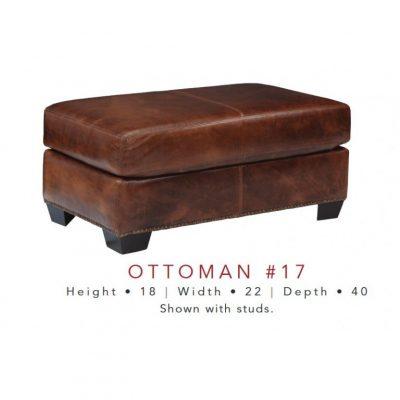 Caledon ottoman