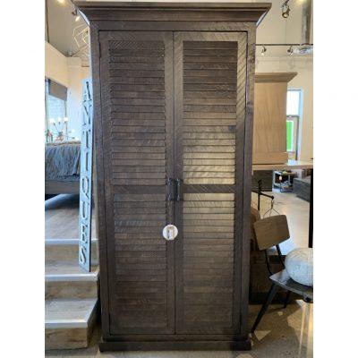 Shutter Door Bookcase
