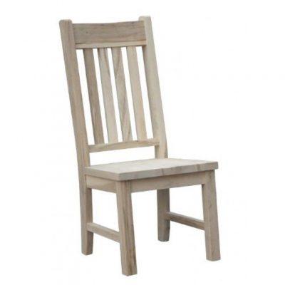 Yukon Slat side chair