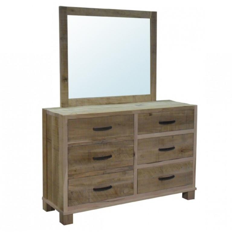 backwoods dresser 6 drawer