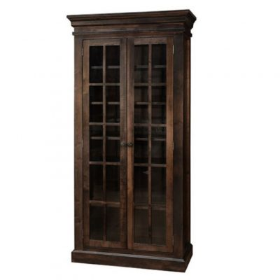 chateau display cabinet