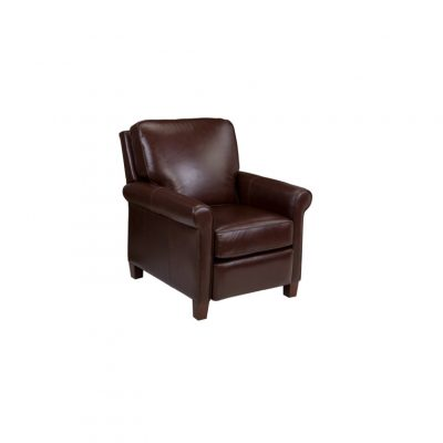 flair leather chair