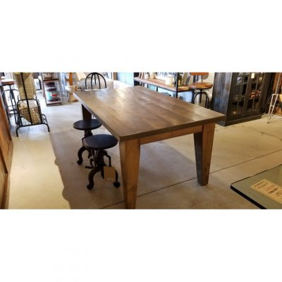 heavy top dining table