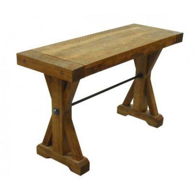 klondike console table