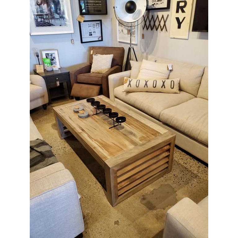 lovered coffee table