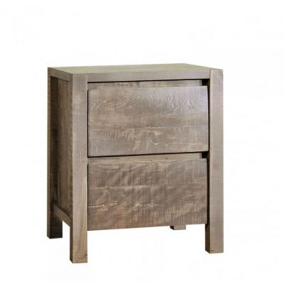 meta sequoia 2 drawer nightstand