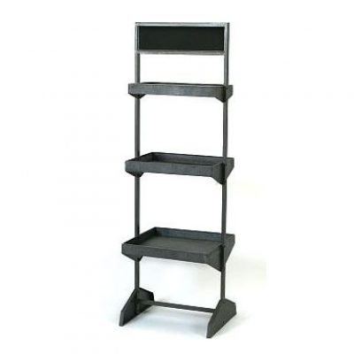 metal 3 tier stand