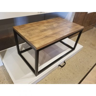 metal tube coffee table