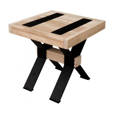 millwright end table