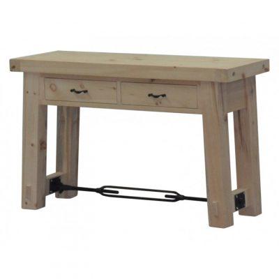 yukon turnbuckle sofa table